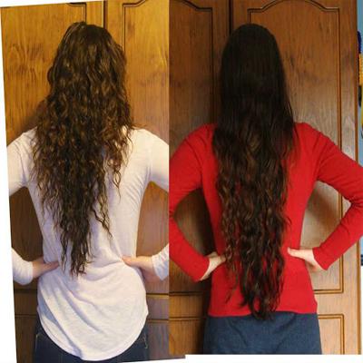 رشد موهای خود را دو برابر کنیم